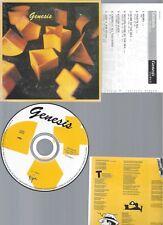 CD--GENESIS--SAME--1983--MADE IN JAPAN--CARDSLEEVE--VJCP68107