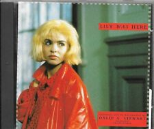 CD ALBUM BOF/OST 16 TITRES--LILY WAS HERE--DAVID A. STEWART--1989
