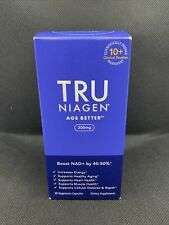 TruNiagen, Boost NAD+ Supplement, 300 mg, 30 capsules New Sealed EXP. 09/2023