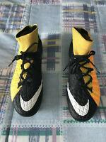 Jr Nike Hypervenom Phantom III Elite DF FG Youth Soccer Cleats size 5Y US