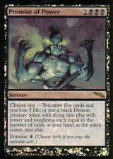 Promise of Power Foil | EX | Mirrodin | magic mtg