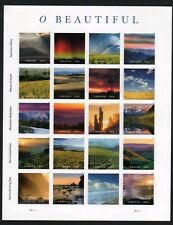 SCOTT 5298  O BEAUTIFUL Forever Sheet Landscapes FoXRiVeR FREE SHIPPING