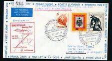 15626) LH FF Frankfurt - Las Palmas Spanien 19.12.71, Brief ab Berlin