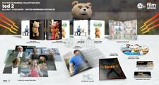 Ted 2 SteelBook [Blu-ray: Region Free, DVD: 2, FilmArena, Numbered] #669/750 New