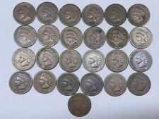Lot of 25 (1882 Indian Head Pennies Nice Coins