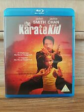 The Karate Kid Blu-Ray - Excellent Condition -  Free Postage!