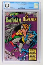 Brave and the Bold #70 - DC 1967 CGC 8.5 Batman and Hawkman.