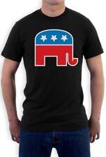 Republican Party Elephant Logo - Conservative GOP T-Shirt Vote USA
