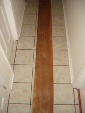 One  CIRCASSIAN WALNUT VENEER SHEET  11 1/4'' X 99'' X1/32  OVER 40 YEARS