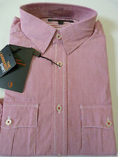 Ben Sherman Regular Collar Long Sleeve Cotton Men's Casual Shirts & Tops