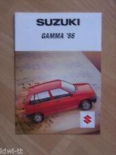 4 x manija de puerta-llantas pegatinas Suzuki Ignis 003 #1987