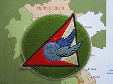Patch_   7th Air Force Command and Control  , BLUE CHIP PATCH