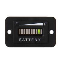 48V LED Battery Indicator Meter Gauge Charge Discharge Tester