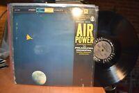 Ormandy Phil Dello Joio Air Power Symph Suite LP Columbia 6 Eye MS6029 ST