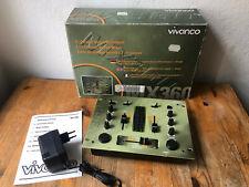 vivanco mx 360 2/4 Kanal Stereo Mischpult