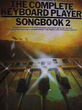La tastiera completa Lettore Songbook 2 LIBRO in brossura