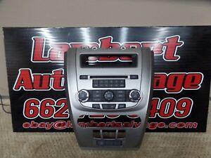 2010 2011 2012 Ford Fusion Dash Radio Control Panel 9E5T-18A802-AE OEM LKQ CD