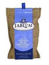 2 JABLUM 100% Jamaika Blue Mountain Kaffee BIO geröstete Boden 16 OZ