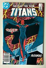 Tales of New Teen Titans 61 - RARE - MARK JEWELERS INSERT (SUPER HIGH GRADE)