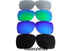 Galaxy Replacement Lenses For Oakley Crossrange Black/Blue/Green/Titanium