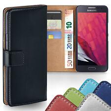 HANDY TASCHE Samsung Galaxy A5 A3 2017 2016 2015 BOOK CASE SCHUTZ HÜLLE COVER
