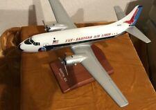 Vintage Scale Craft Collector Martin 404 Eastern Airline desk model