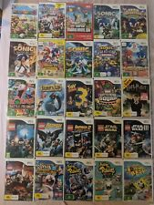 Mixed Nintendo Wii Games - 100s of Titles Available