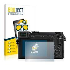 Panasonic Lumix DMC-GX80, 2x  BROTECT® Matte Screen Protector, anti-glare