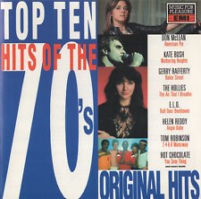70's - CCS / HELEN REDDY / MUD / KATE BUSH / E.L.O. / DON McLEAN ETC.- CD