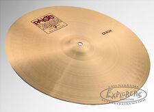 "Paiste 2002 19"" Crash Cymbal - Swiss Made - 1061419"