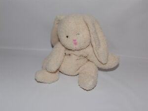 "VHTF 10"" Russ Home Buddies Plush Tan HOPS the BUNNY Rabbit MINT Condition (*10)"