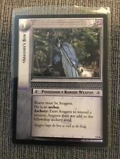 Lord of the Rings Trading Card Game Aragorn's Bow