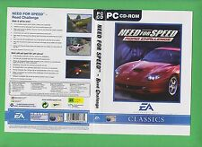 Need for Speed Road Challenge      PC CD ROM GAME (T309)