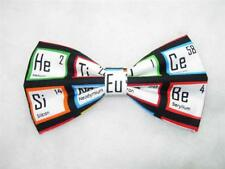 Science Bow tie / Periodic Table of Chemical Elements / Pre-tied Bow tie