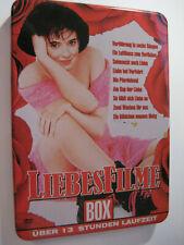 Liebesfilme Box DVD Seelbox 3 DVDs - 9 Filme - FSK 6 - Topzustand