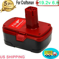6.0AH 19.2V replace for Craftsman Lithium Battery C3 PP2030 PP2025 PP2011 PP2020