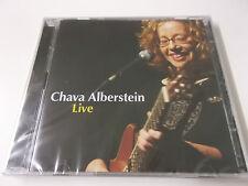 37232 - CHAVA ALBERSTEIN LIVE - 2009 NMC 2CD SET (7121361303029) - NEU!