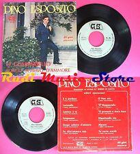 LP 45 7'' PINO ESPOSITO O' guappariello Songo schiavo d'ammore G.S. no cd mc vhs