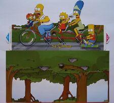 Die Simpsons  _  Sammlung / Collection  _    Aufkleber / Sticker