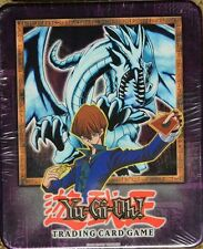 YU-GI-OH 2002 Blue Eyes White Dragon Tin New Factory Sealed GEM Mint Condition