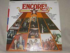 Rambos et al Encore II A Collection of Great Gospel Concert Moments '79 SS LP