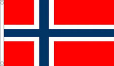 3' x 2' Norway Flag Norwegian National Flags Europe European Country Banner