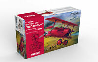 MENG MODEL QS-002s 1/32 FOKKER DR.I TRIPLANE WITH RED BARON SPECIAL EDITION