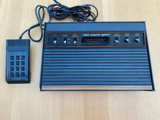 Atari Video Computer System Woody CX2600 Light Sixer, Video Touch Pad *UNTESTED*