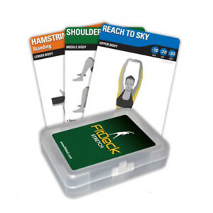 FitDeck Stretch Exercise Playing Cards