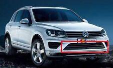 NEW GENUINE VW TOUAREG 15-17 R-LINE FRONT BUMPER CENTER LOWER GRILL 7P6853671J