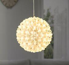 Lichterkugel 100 LED Lampen Lichtkugel Leuchtkugel Weihnachten Kugelleuchte Deko