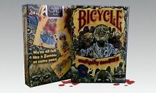 Bicycle SPECIAL EDITION Everyday Zombie playing cards magic poker cardistry
