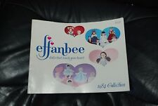 Effanbee 1984 Collection Catalog Great Condition, Our Only One