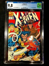 X-MEN #4 CGC 🔥🔥 9.8 - FIRST APPEARANCE OF OMEGA RED -KEY COMIC ISSUE!
